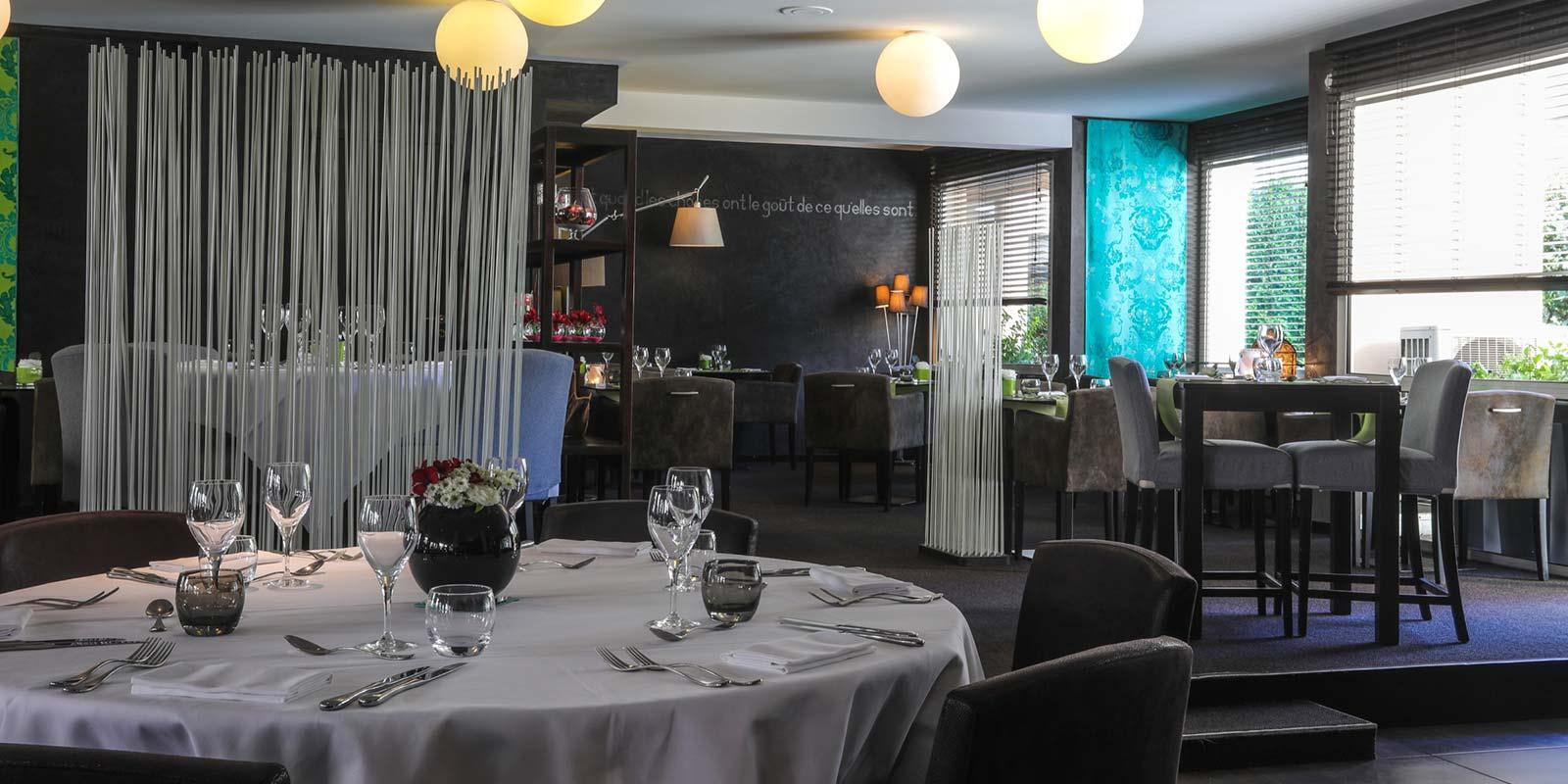 Aix les Bains restaurant